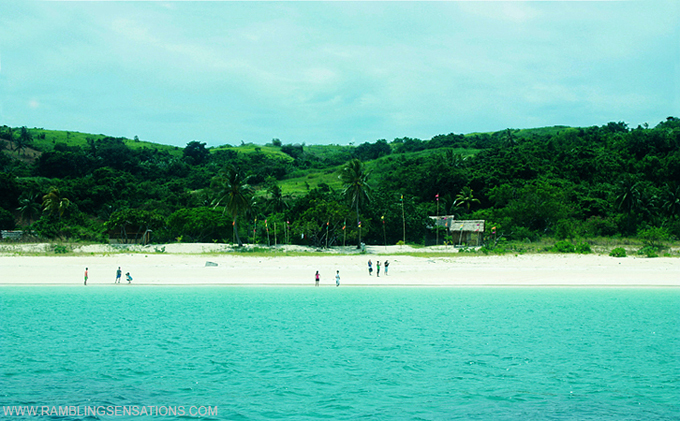 Calaguas Island, A Backpacker's Delight!