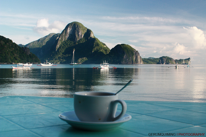 Good morning, El Nido!