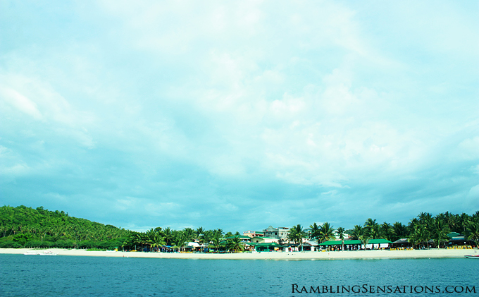 The Untamed Charm of Puerto Galera's White Beach