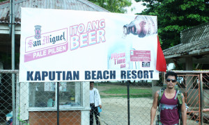 Davao Part 3: Samal Island's Kaputian Beach Park Resort