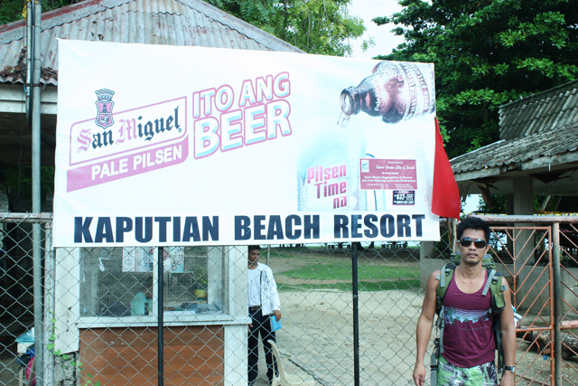 Kaputian Beach Resort, Samal, IGACOS