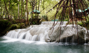 Davao Part 4: Samal Island's Refreshing Hagimit Falls and Nature Park