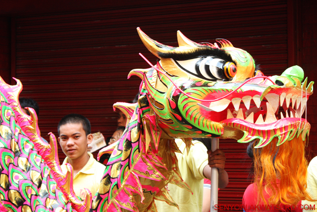 Year of the Dragon: Kung Hei Fat Choi 2012!