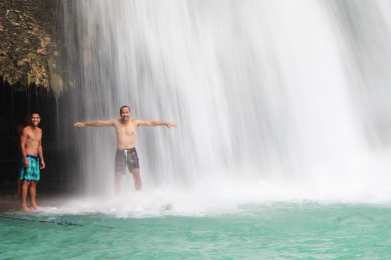 Kawasan Falls,Badian, Cebu