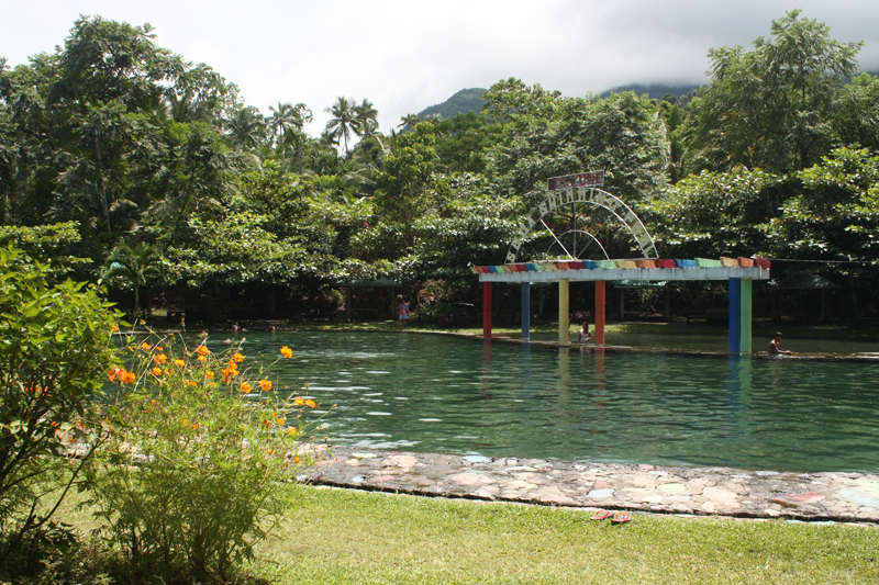 Bura Soda Pool, Camiguin