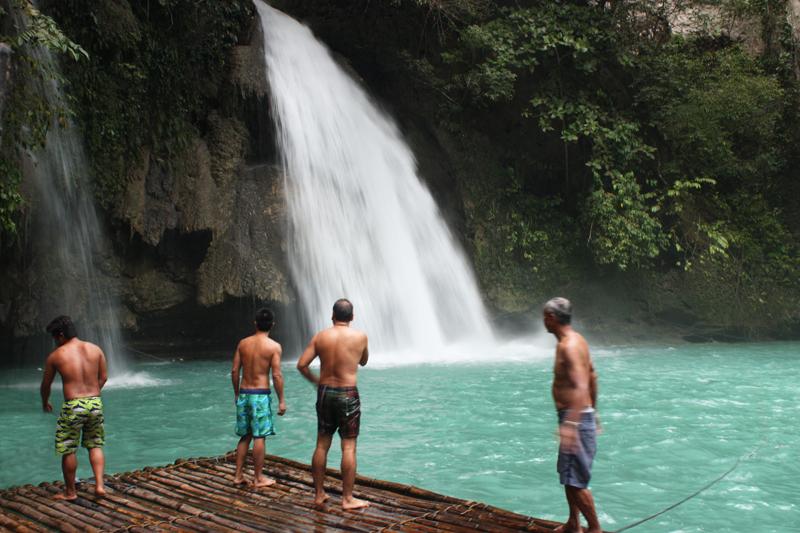 Kawasan Falls,Badian Cebu