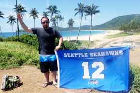 For Seattle Seahawks!