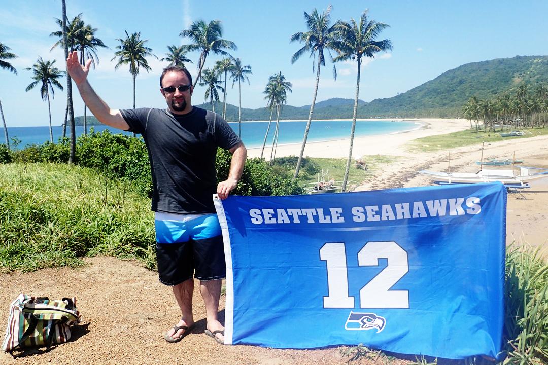 For Seattle Seahawks!