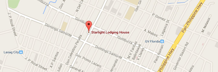 Starlight Lodging House
