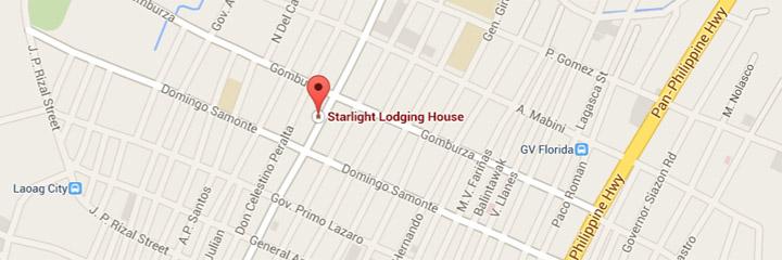 Starlight Lodging House