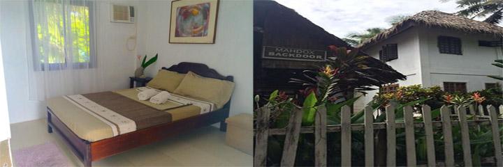 Mahdox Backdoor Villa