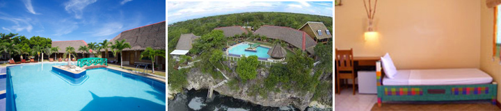 CLIFFSIDE RESORT