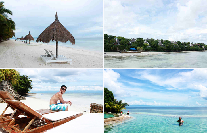 Bohol Accommodation Panglao Island Lodges Rooms Homestay Pension Houses Luxury Hotels And Resorts