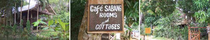 CAFÉ SABANG ROOMS AND COTTAGES