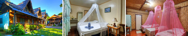 LALLY & ABET BEACH HOTEL & COTTAGES