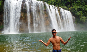 TINUY-AN FALLS MANGAGOY BISLIG SURIGAO DEL SUR TRAVEL GUIDE: How To Get There, Where To Stay, Thing To Do, Where To Eat