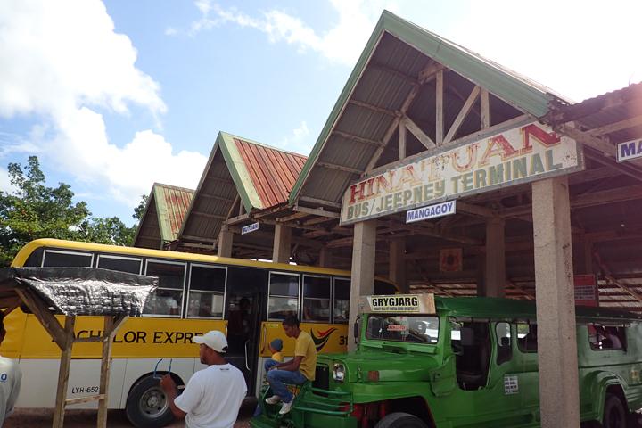 Hinatuan Bus Terminal