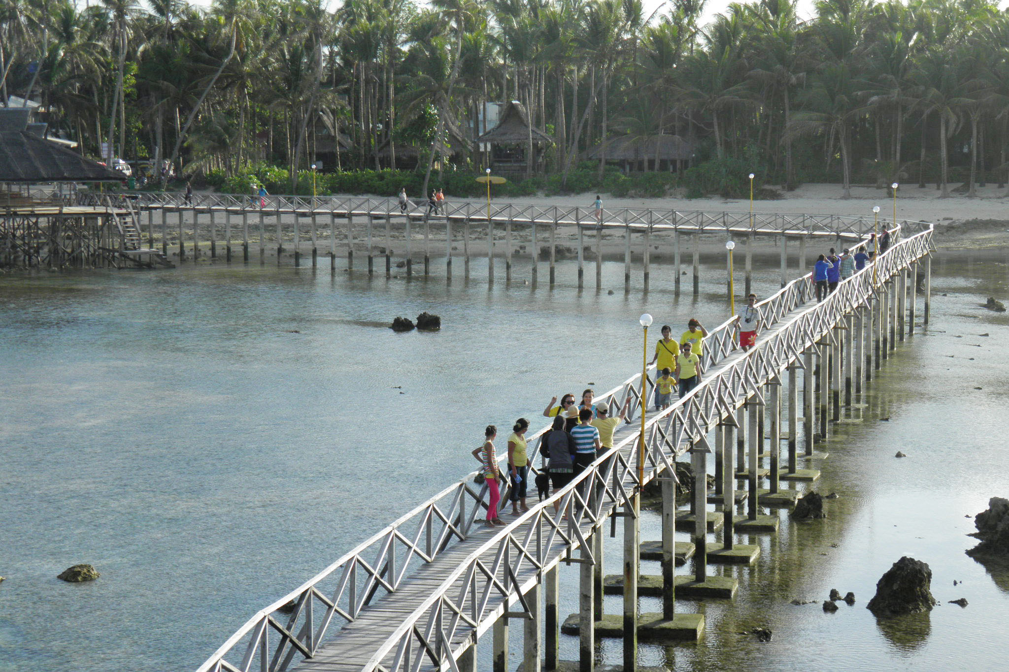 Siatgao's Boardwalk