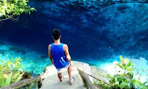 ENCHANTED RIVER, HINATUAN SURIGAO DEL SUR: Not Your Ordinary Travel Destination