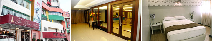 ILOILO GRAND HOTEL  GRAND TOWER SUITES ILOILO