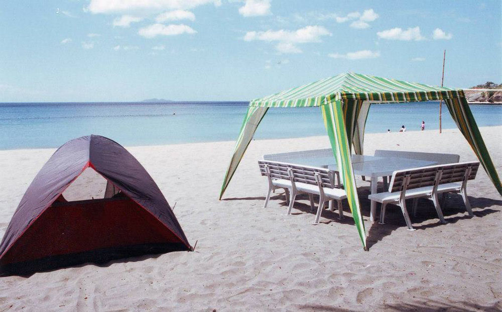 Munting Buhangin Beach Resort Website