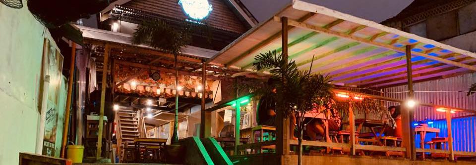 Surfer's Point Deck House, San Juan, La Union